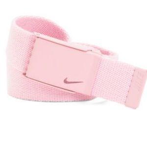 Nike Web Belt Pink